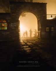 Klissura - Greece (D. Smixiotis) Tags: light shadow people fog mystery night canon outside mood shadows outdoor macedonia figure figures kastoria g7x kleisoura klisura clisura westmacedonia klisoura klissura canong7x