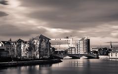 'Moody Albert' (DeeMc81) Tags: ireland irish lens 50mm nikon sigma belfast titanic wolff ulster nireland hw albertbridge lagan riverlagan harland d7100 northernirish titaniccranes