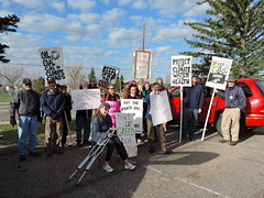 DSCN6604 (WildEarthGuardians) Tags: protest wyoming climate publiclands leasing oilandgas fracking keepitintheground