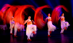 New Jazz . (MelindaChan ^..^) Tags: red motion dance student mel gilr melinda    newjazz chanmelmel melindachan  the36thmacauhighschooldancecontest
