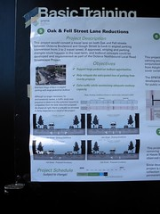 Octavia Blvd Project Open House (citymaus) Tags: sf sanfrancisco street streets public cycling oak boulevard plan pedestrian safety planning workshop valley transportation hayes plans openhouse fell improvement blvd complete urbanplanning proxy octavia enhancement improvements sfmta