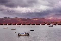 San Vicente de la Barquera   Cantabria   2016 (Juan Blanco Photography) Tags: espaa puente mar es barcas pueblos cantabria sanvicentedelabarquera ra marcantbrico puentedelamaza