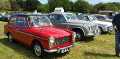 AUSTIN. (suki5150) Tags: england classic ford austin buick jaguar morrisminor audi landrover classiccars carshow alvis rootes claremontfarmcars fordcorsair1966