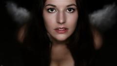 Engel... (lichtflow.de) Tags: portrait girl face canon eyes gesicht portrt ef50mmf14 engel augen mdchen flgel eos5dmarkiii