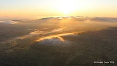 IMG_1149 (ppg_pelgis) Tags: ireland summer sunrise landscape flying northern ppg arial tyrone omagh notadrone