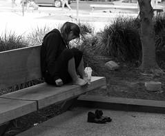 San Francisco, June, 2016 (Michael Dunn~!) Tags: sanfrancisco bw streetphotography soma streetfoto photowalking photowalking20160608