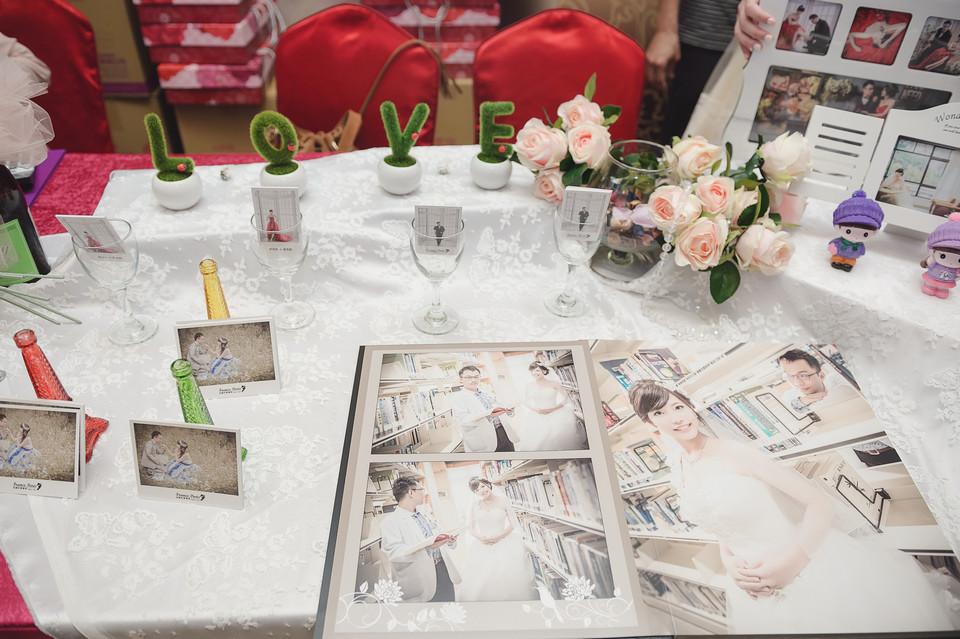 婚禮攝影-台南情定婚宴城堡永康館-35