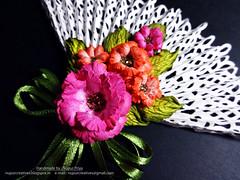 Floral Fan 2 (Nupur Creatives) Tags: heartfelt creations heartfeltcreations