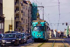 Duewag O #901 (ukasz Janowicz) Tags: duewago 901 pozna mpkpozna tramwaj tram strassenbahn linia28 linie28 zweirichtung