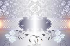 Vintage background with decorative frame. (thuvienanh89) Tags: flowers wedding holiday abstract floral illustration vintage gold golden shiny pattern glow lace metallic decorative background decoration ornament invitation cover frame glowing swirl elegant ornate decor weddingday greetingcard kazakhstan luxury template weddingrings goldrings weddinginvitation