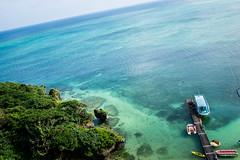 i like  lei ~ (Steve Wan^_______________,^) Tags: travel love beach japan hotel monterey tiger daughter journey join wife fujifilm okinawa  x100t