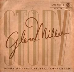 Miller, Glenn - Story - RCA - D - 1956 (Affendaddy) Tags: germany 1950s 1956 1960s glennmiller 10inchrecords vinylalbums theglennmillerstory collectionklaushiltscher telefunkendecca 25cmlps lpm9801e