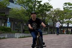 RSK (BOB_Woods) Tags: fgfs lucidasiatour fixedgearfreestyle fukuoka japan