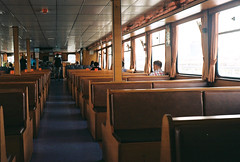 (nastyafeschuk) Tags: ferry ship voyage bosphorus film seats ranks dark trip travelling loneliness calm