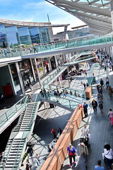 LIVERPOOL 1606232534 (Harry Halibut) Tags: roof art public glass liverpool shopping one contemporary steel centre curves curvy images lattice stainless allrightsreserved precinct merseyside liverpoolarchitecture liverpoolbuildings colourbysoftwarelaziness imagesofliverpool publicartinliverpool 2016andrewpettigrew