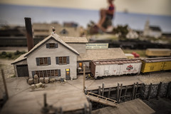 Model Railroad Exhibit - Rails, Tails & Ales - Boothbay Railway Village (Jonmikel & Kat-YSNP) Tags: select