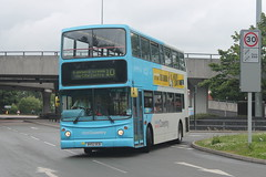 NXC - BV52 OCB (BigbusDutz) Tags: national express coventry dennis trident bv52 ocb