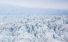 Ice Procession (RattyBoots) Tags: iceland jökulsárlón fjallsárlón glacier ice fissures canon100400l canon5d3 roadtrip2015