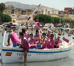 V Liga Provincialde Jbegas 2016-El Palo Mlaga. (lameato feliz) Tags: jbega elpalo mlaga jabelotes remo bote remoolmpico deporte barca young boy men man