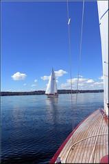 wind force 2 (mhobl) Tags: segeln segelboot starnbergersee drachen dragon