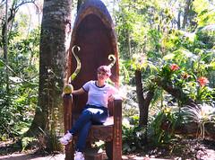 Foz do Iguaçu - 07/2016 (Elisama Oliveira) Tags: nature beautifulplace parana brazil brazilbeauty natureporn me colors colorfulhair queen