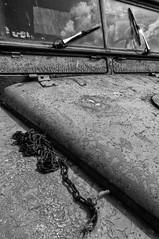 Rover (Yossarian Lo Svedese) Tags: rover range fuoristrada ruggine