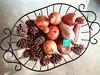 Fruteira de ferro.  #paracozinha #artesanato #artesanal #artesanatomineiro #decoração #decorar #decoracao #decoraçãomineira #casa #cozinha #fruteira (fabriciabarcelos) Tags: decoracao artesanatomineiro decorar decoração artesanato casa paracozinha artesanal cozinha decoraçãomineira fruteira