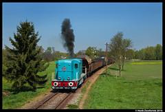 VSM 2412, Beekbergen 07-05-2016 (Henk Zwoferink) Tags: vsm beekbergen henk zwoferink veluwe veluwse stoomtrein maatschappij ns 2412 alstom dieseldag diesel lieren gelderland nederland