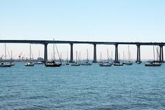 coronado tidelands park 2 (strawparadox) Tags: coronado coronadobridge sandiego boats