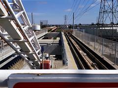 LA Metro Green Line Track