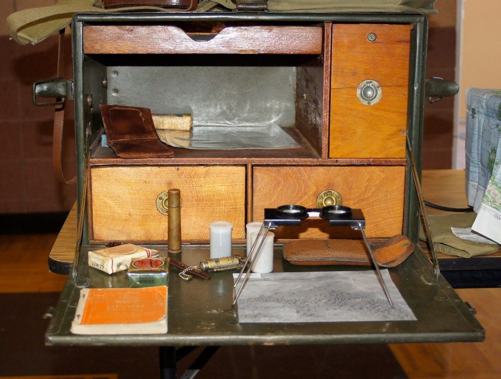 ... warhistory ww2collection fielddesk afwespac pacifickilroy