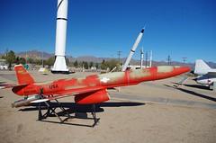 MQM-107D Streaker (eLaReF) Tags: white museum missile sands streaker mqm107d
