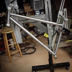 #weavercycleworks #custombicycles #steelisreal #29er @dvuil