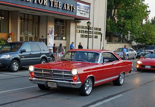 1967 Ford Fairlane 500 2 Door