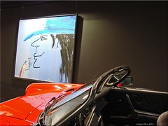 Stuttgart - Porsche Museum (Udo Lindenberg Ausstellung)C03568 Kopie