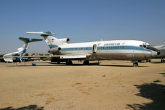 Islamic Republic of Iran (ROBERTO_79) Tags: boeing 727 thr oiii