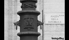 Fuente de las Nyades en Piazza della Repubblica (Trainspotting ML) Tags: republica plaza fuente piazza ninfas repubblica nyades
