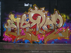 (Billy Danze.) Tags: chicago graffiti afro rip 42 kym afroe