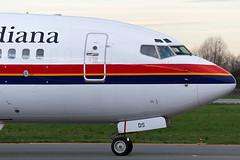 EI-FDS (MikeAlphaTango) Tags: airplane torino airport aircraft aviation boeing turin runway aereo avion 737 meridiana b737 aeronautica trn limf