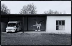 Löffler (duesentrieb) Tags: blackandwhite bw sculpture art germany deutschland kunst skulptur brunswick sw schwarzweiss braunschweig niedersachsen lowersaxony viewegsgartenbebelhof