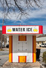 WATER ICE. Rehoboth Beach, DE (Richard Peevers) Tags: red orange delaware waterice rehobothbeach stands
