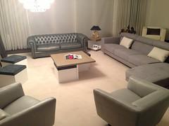 Sala de estar - Casa en Turquía