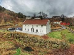 HDR, Farsund, DJI, Inspire, Norwegen, Ferienhaus