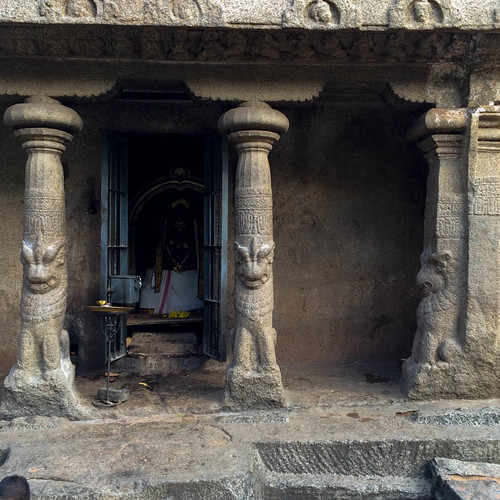 Lion Pillars