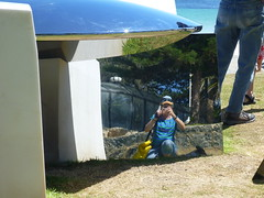 "form of scenery - lat. 35 06'23""N, long. 135 55'30""E (1997) - Koichi Ishino (Figgles1) Tags: sea sculpture art cottesloe sculpturebythesea sculptures 2015 p1130735 formsceneryformofscenerylat350623n long1355530e1997koichiishino"