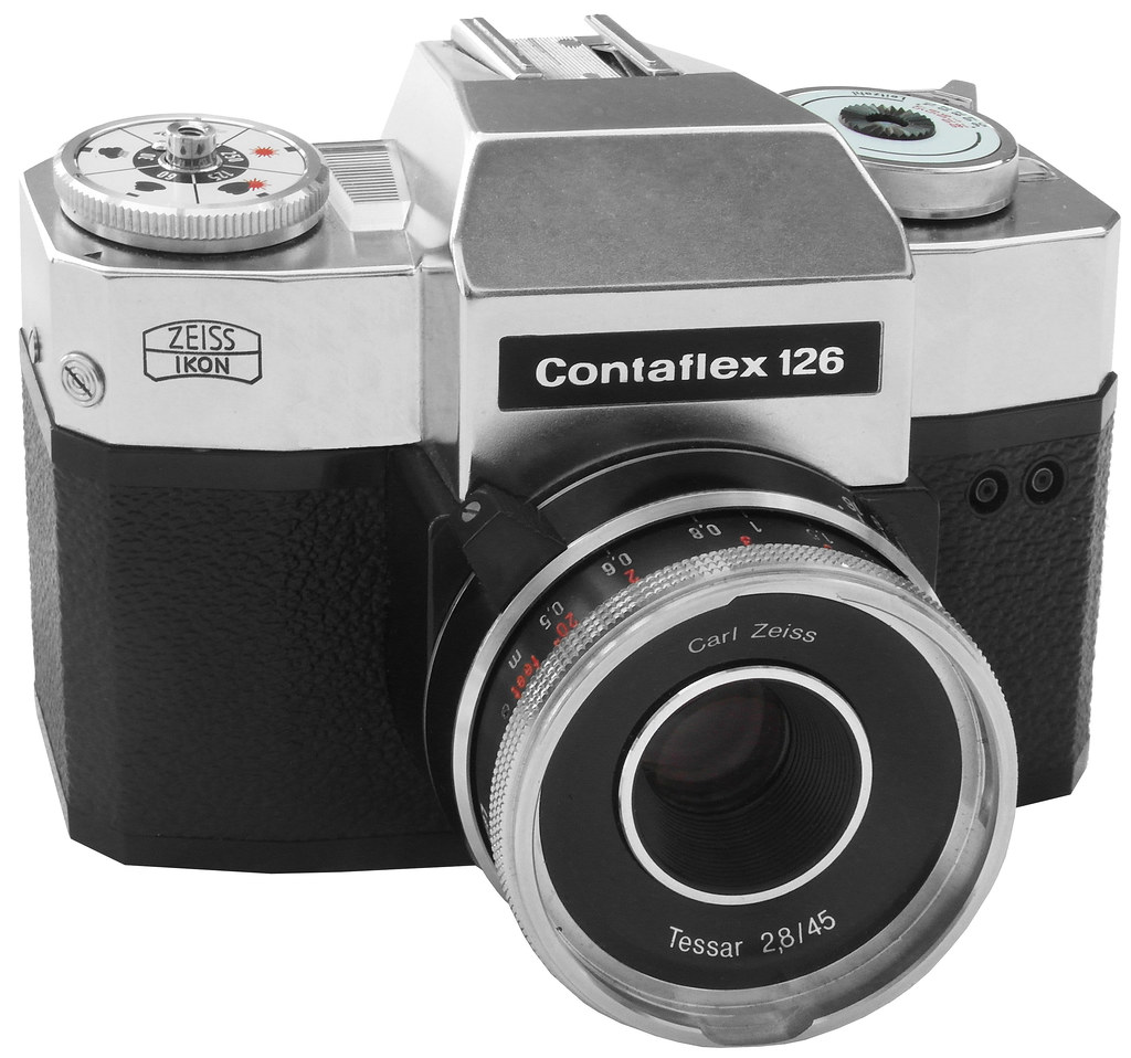 The World's Best Photos of contaflex126 and zeiss - Flickr