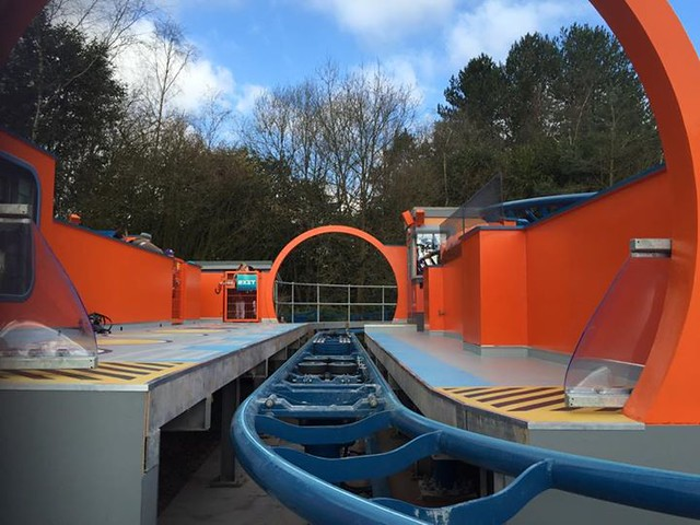 Octonauts Rollercoaster Adventure - Station