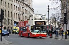DLP263 LJ51DKU (PD3.) Tags: uk england bus london buses tour open top sightseeing seeing topless sight topper psv pcv dlp daf tourbus rapt olst 263 dku plaxton lj51 lj51dku dlp263