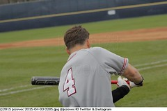 2015-04-03 0285 (Badger 23 / jezevec) Tags: game college sports photo athletics university image baseball università picture player colegio 200 athlete redstorm spor universiteit esporte bulldogs collegiate universidade faculdade atletismo basebal honkbal kolehiyo hochschule béisbol laro butleruniversity atletiek kolej collège stjohnsuniversity athlétisme leichtathletik olahraga atletica urheilu yleisurheilu atletika collegio besbol atletik sporter friidrett спорт bejsbol kollegio beisbols palakasan bejzbol спорты sportovní kolledž pesapall beisbuols hornabóltur bejzbal beisbolas beysbol atletyka lúthchleasaíocht atlētika riadha kollec bezbòl 20150403