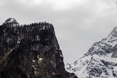 Alps (Mara Barrena) Tags: park naturaleza mountains alps nature alpes germany bayern deutschland berchtesgaden natural cloudy alemania baviera knigssee